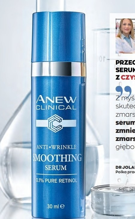 Serum do twarzy Avon