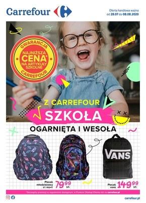 Szkoła z Carrefour!