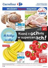 Gazetka promocyjna Carrefour - Kupuj z ochotą w Carrefour - ważna do 03-08-2020