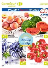 Gazetka promocyjna Carrefour Express - Możesz więcej z Carrefour Express - ważna do 03-08-2020