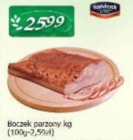 Boczek Hańderek