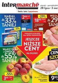 Gazetka promocyjna Intermarche Super - Świeżo tanio i z optymizmem w Intermarche! - ważna do 03-08-2020