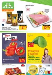 Gazetka promocyjna Stokrotka Market - Świeże produkty w Stokrotce Market! - ważna do 05-08-2020