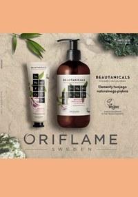 Gazetka promocyjna Oriflame - Naturalne piękno z Oriflame