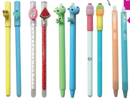 Zestaw długopisów