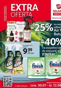 Gazetka promocyjna Selgros Cash&Carry - Extra oferta w Selgros - ważna do 12-08-2020