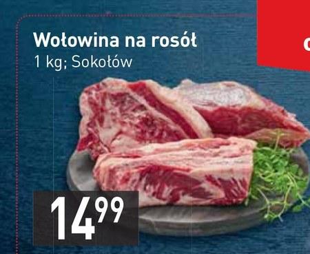 Wołowina na rosół Sokołów