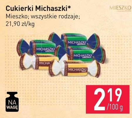 Cukierki Michaszki
