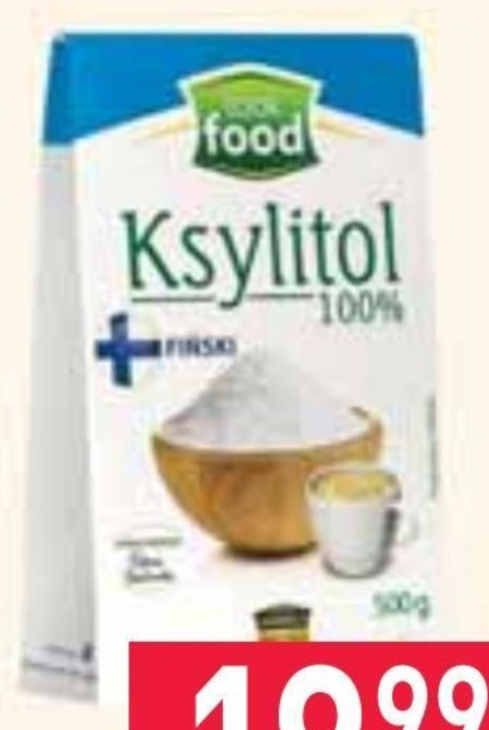 Ksylitol Look food