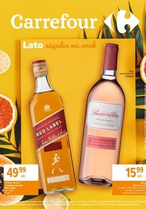 Gazetka promocyjna Carrefour - Letnie smaki w Carrefour