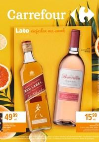 Gazetka promocyjna Carrefour - Letnie smaki w Carrefour  - ważna do 14-08-2020