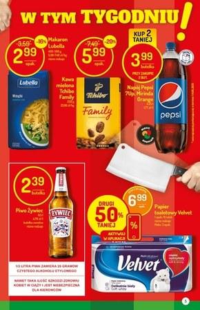 Super promocje w sklepach MILA