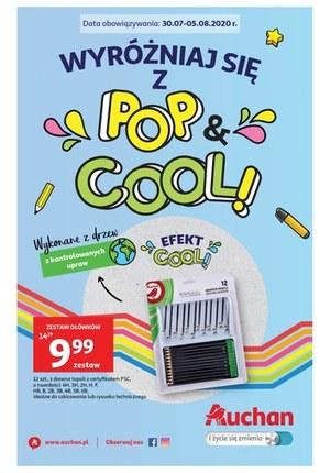 Gazetka promocyjna Auchan Hipermarket - Wyróżniaj się z  Auchan Hipermarket!