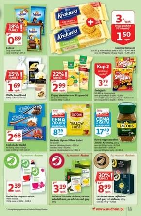 Drugi produkt -50% w Auchan!