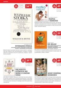 Gazetka promocyjna Księgarnie Świat Książki - Wszystkie książki -50% w Księgarniach Świat Książki