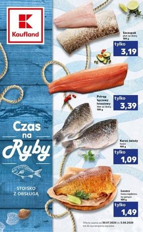 Czas na ryby w Kauflandzie
