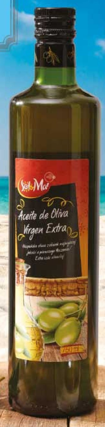 Oliwa z oliwek Sol&Mar