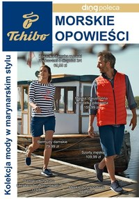 Gazetka promocyjna Tchibo - Morskie opowieści w Tchibo