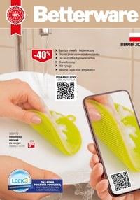 Gazetka promocyjna Betterware - Oferta sierpniowa Betterware - ważna do 31-08-2020