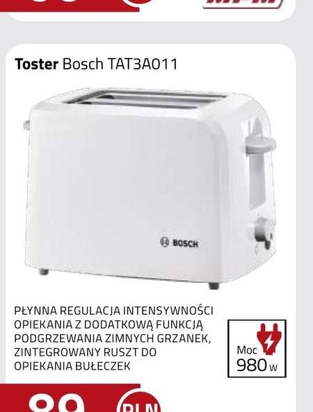 Toster Bosch