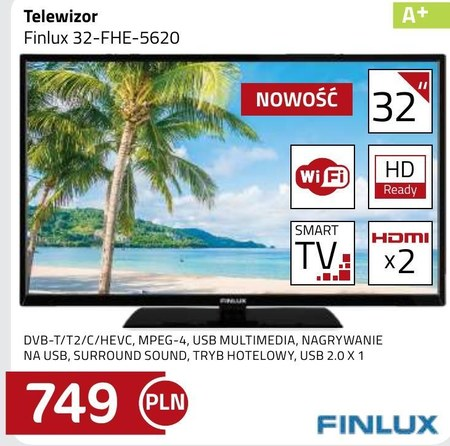 Telewizor Finlux