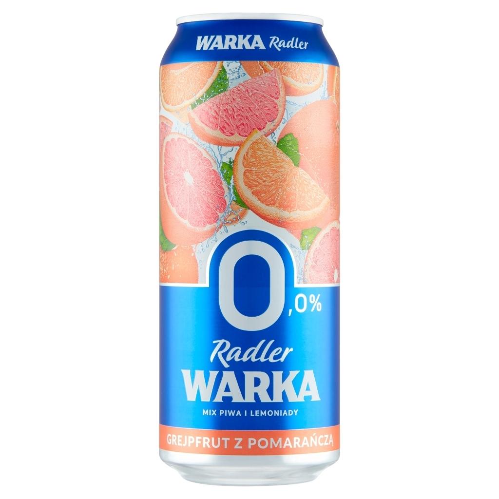 Piwo Warka - 1