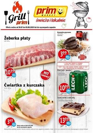 Gazetka promocyjna Prim Market - Grilluj z Prim Market