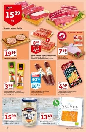 Drugi produkt - 50% w Auchan Supermarket