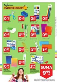 Gazetka promocyjna Auchan Hipermarket - Najtańsza wyprawka szkolna z Auchan