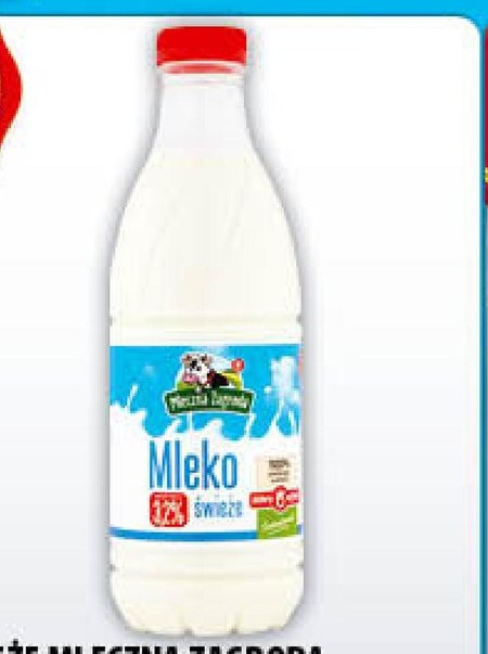 Mleko Mleczna Zagroda