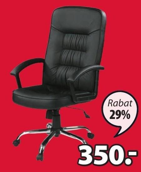 Krzesło biurowe Jysk