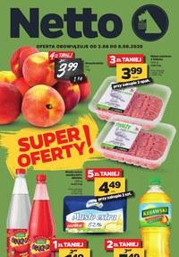 Gazetka promocyjna Netto - Super oferty w Netto! - ważna do 08-08-2020