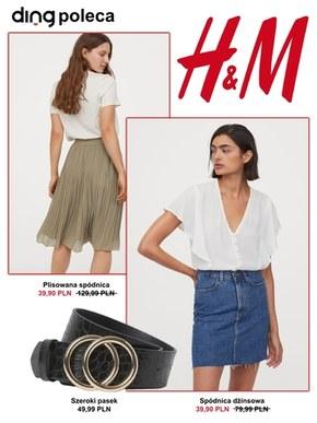 Obniżki cen w H&M