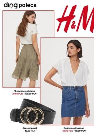 Gazetka promocyjna H&M - Obniżki cen w H&M