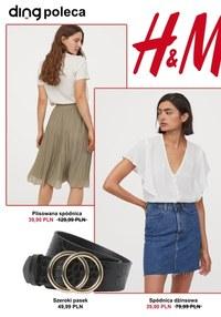 Gazetka promocyjna H&M - Obniżki cen w H&M - ważna do 13-08-2020