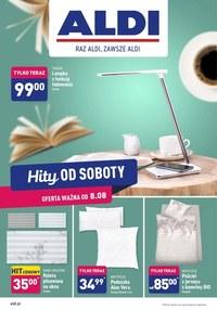 Gazetka promocyjna Aldi - Hity od Soboty w Aldi - ważna do 14-08-2020