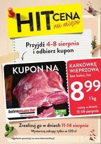 Gazetka promocyjna Intermarche Super - Hity w cenie w Intermarche!