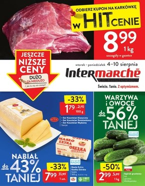 Hity w cenie w Intermarche!