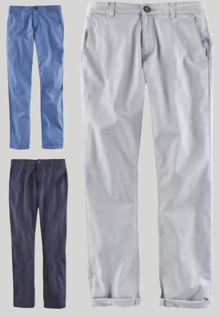 Spodnie męskie Straight Up