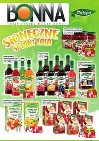 Gazetka promocyjna Bonna - Hity lata w sklepach Bonna - ważna do 31-08-2020