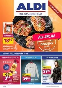 Gazetka promocyjna Aldi - Aldi wyczuwa grilla - ważna do 15-08-2020