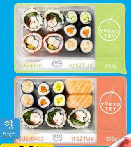 Sushi Tokyo Tey