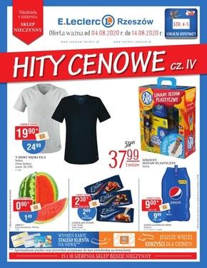 Hity cenowe - E.Leclerc Rzeszów!