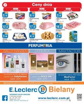 Magia wyprzedaży w E.Leclerc Bielany
