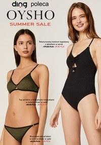 Gazetka promocyjna Oysho - Summer sale w Oysho - ważna do 14-08-2020