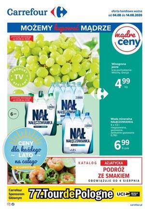 Gazetka promocyjna Carrefour - Najnowsza oferta Carrefour!
