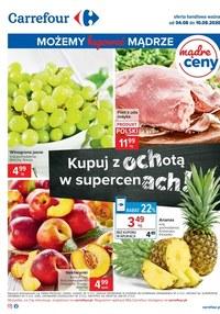 Gazetka promocyjna Carrefour - Kupuj z ochotą w Carrefour - ważna do 10-08-2020