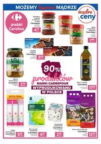 Gazetka promocyjna Carrefour Express - Kupuj mądrze w Carrefour Express