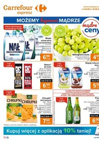 Gazetka promocyjna Carrefour Express - Więcej okazji w Carrefour Express - ważna do 10-08-2020