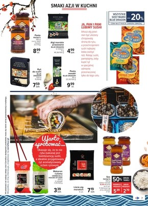 Azjatyckie smaki w Carrefour